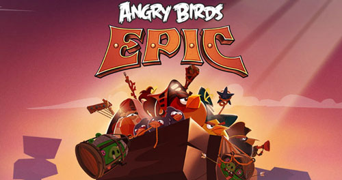 Hack Angry Birds Epic на android скачать
